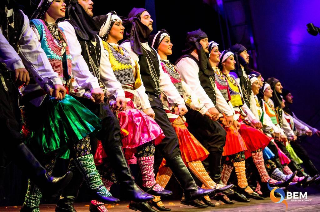 BEM Folkdance Ensemble (TUR/GER)