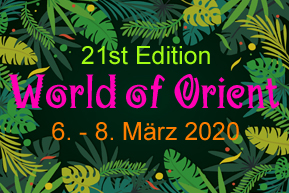 World of Orient - International Festival for Oriental Dance, Music und Culture