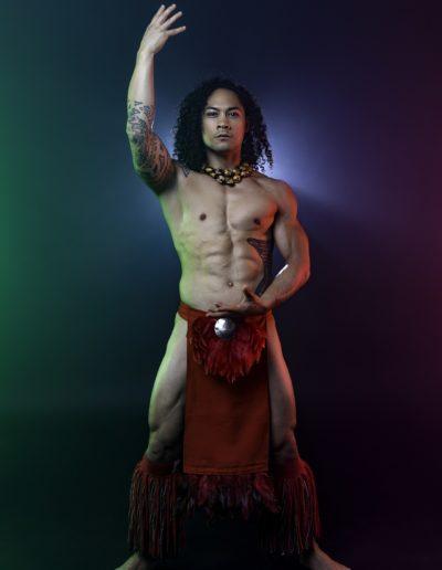 Kapua Posing