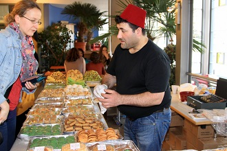 1. WoO Cafe Baklava 2013